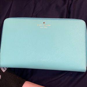 Kate Spade XL travel wallet